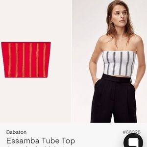 Babaton Essamba Tube Top